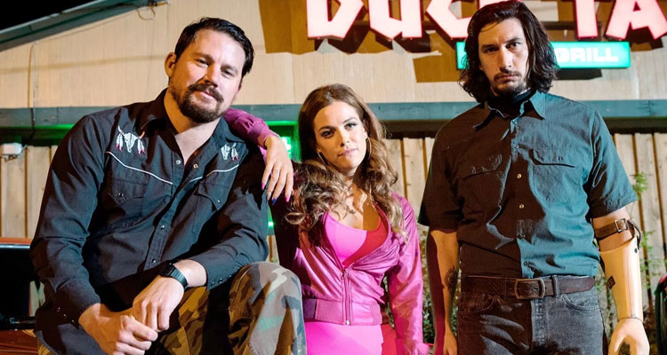 Logan Lucky's trailer has arrived