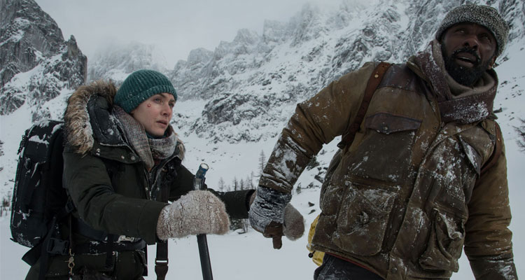 The Mountains Between Us trailer: Kate Winslet and Idris Elba channel DiCaprio