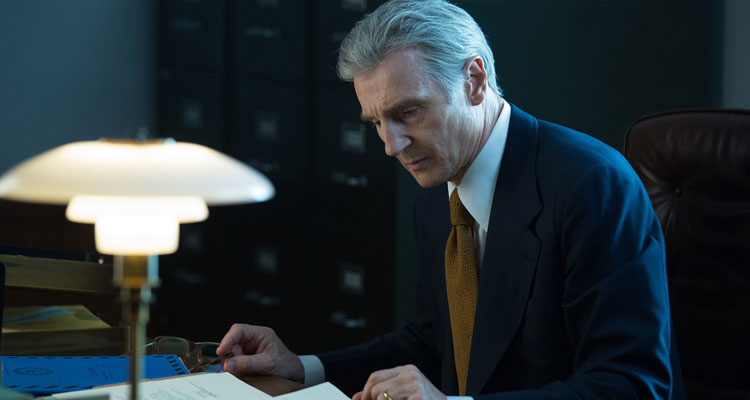 Watch The First Trailer For Liam Neeson Watergate Movie 'Felt'