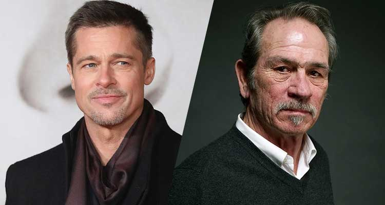 Brad Pitt & Tommy Lee Jones Team for Space Adventure Ad Astra