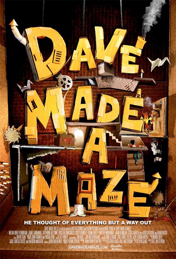 DaveMadeaMaze