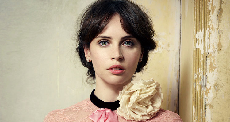 Felicity Jones headed to Swan Lake