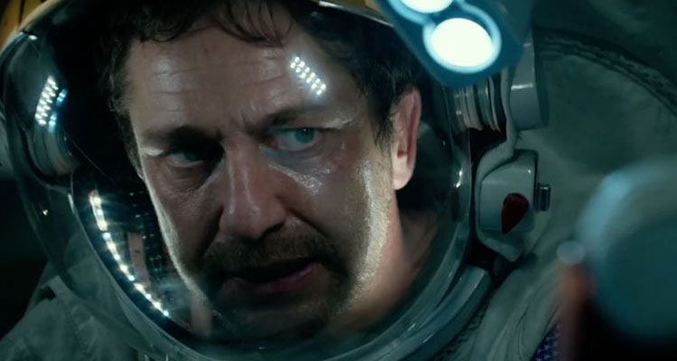 The weather literally attacks in destructive trailer for Geostorm
