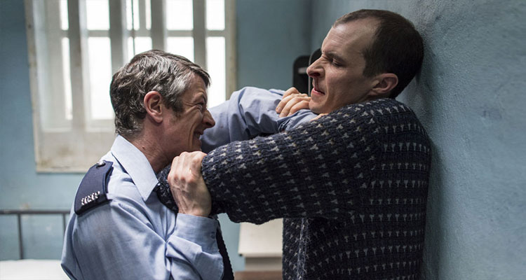 first look at stephen burkes irish prison drama maze