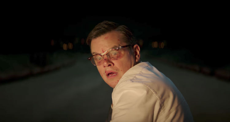 Suburbicon Trailer and Poster: Matt Damon Kills a Lot of People
