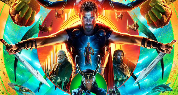 Chris Hemsworth Assembles His Own Superteam in New 'Thor: Ragnarok' Trailer