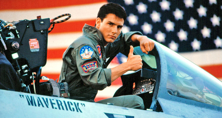 Tom Cruise's Top Gun 2 release date, helmer announced