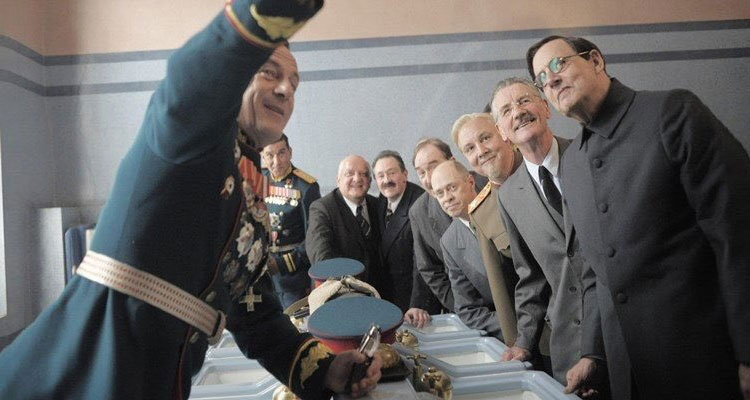 The Death of Stalin Trailer: From Russia, With Incompetence""