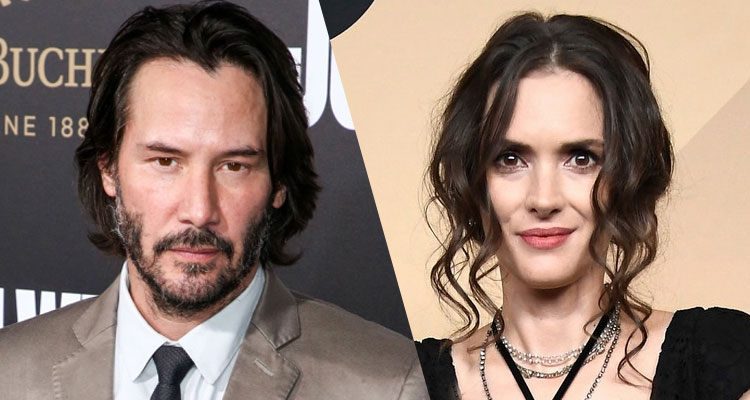 Keanu Reeves, Winona Ryder re-team for 'Destination Wedding'