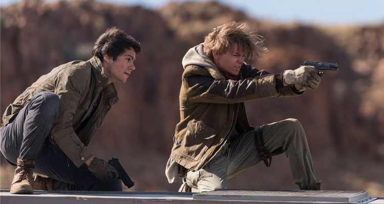 MAZE RUNNER: THE DEATH CURE Drops Action-Packed First Trailer