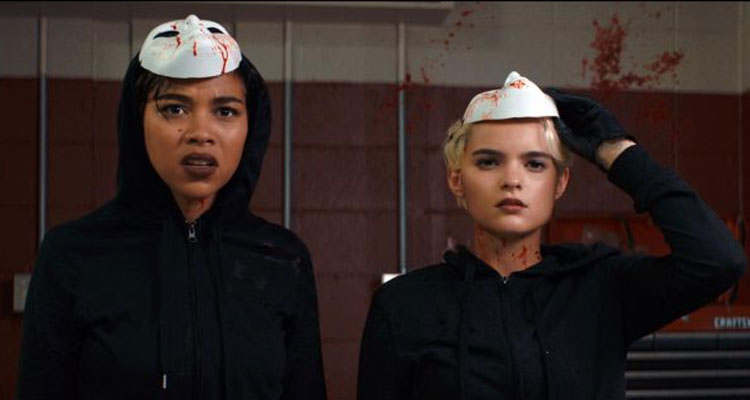 Tragedy Girls is a modern-day Clueless with a fun horror twist