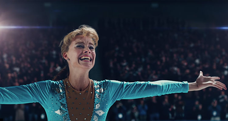 Margot Robbie transforms into disgraced figure skater