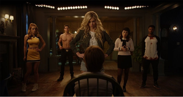 The Babysitter Trailer: Netflix Delivers Human Sacrifice with Hot People