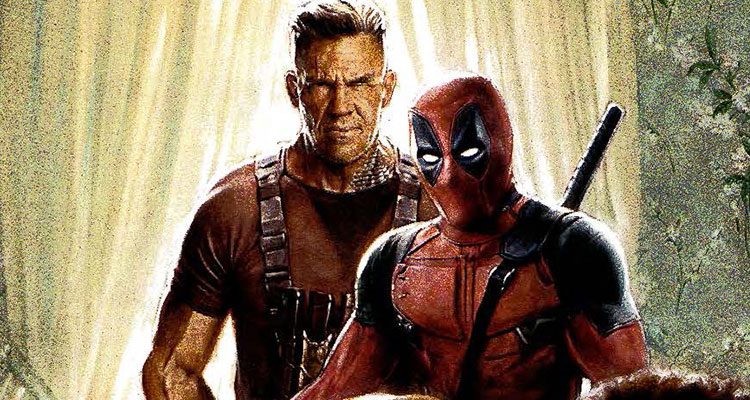 Deadpool 2 goes artistic in surprising trailer