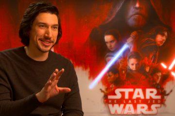 Adam Driver Last Jedi
