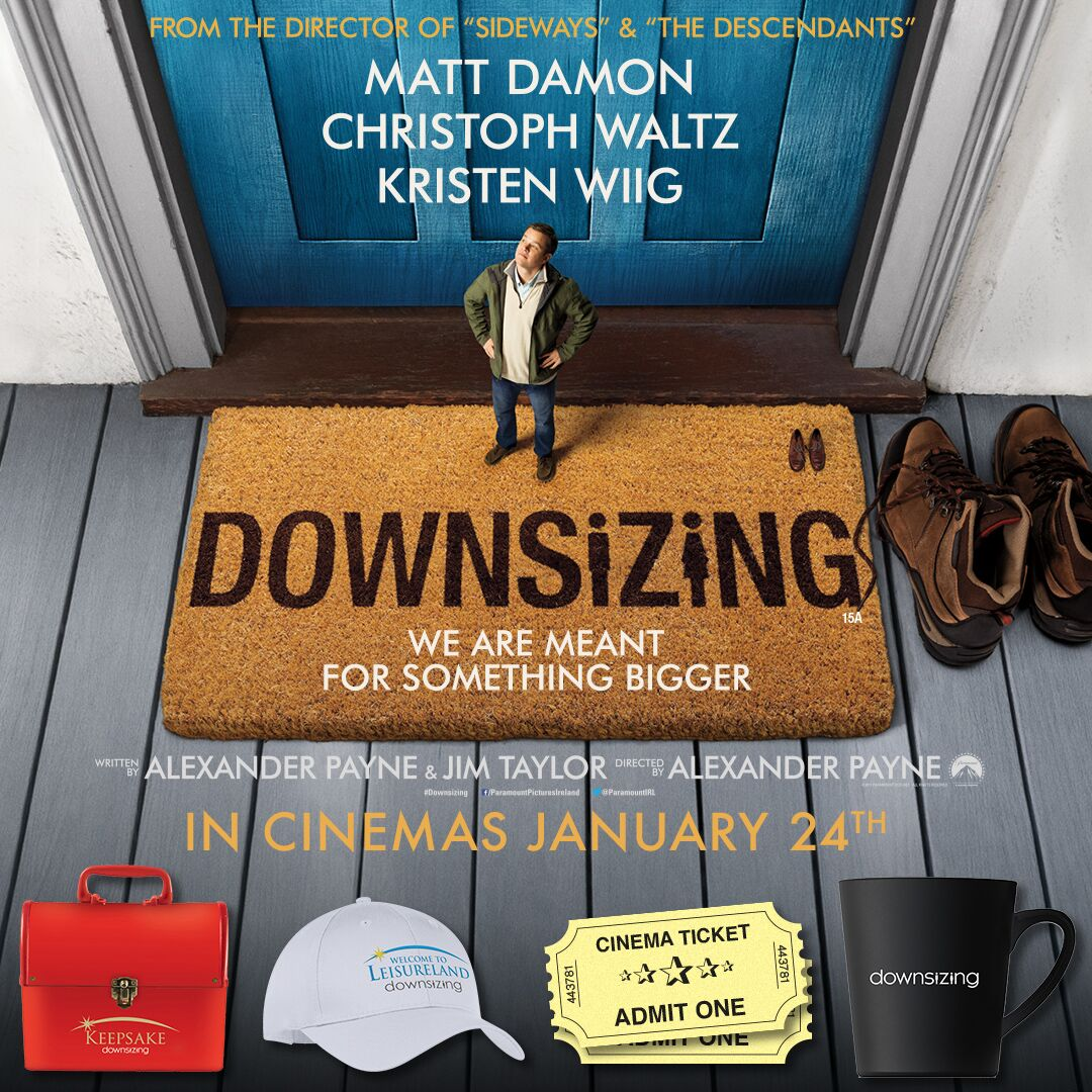 downsizing ad