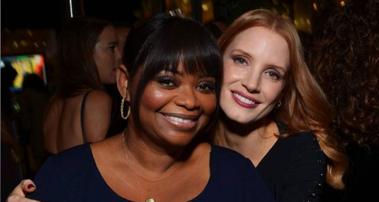 Jessica Chastain & Octavia Spencer Reuniting For Road Trip Comedy