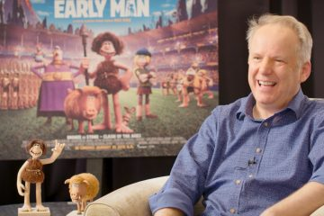 Nick Park aardman early man