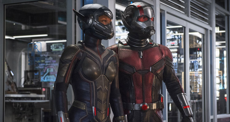 Ant-Man and the Wasp Trailer Released