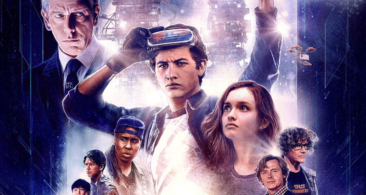 Steven Spielberg's Ready Player One gets a new trailer and motion posters