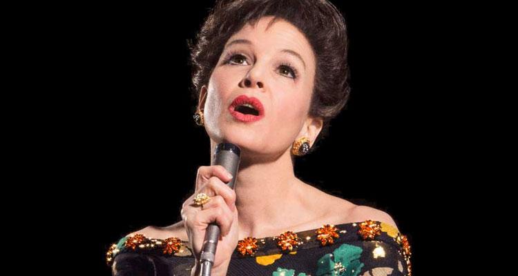 Renée Zellweger looks unrecognisable as Judy Garland in new biopic