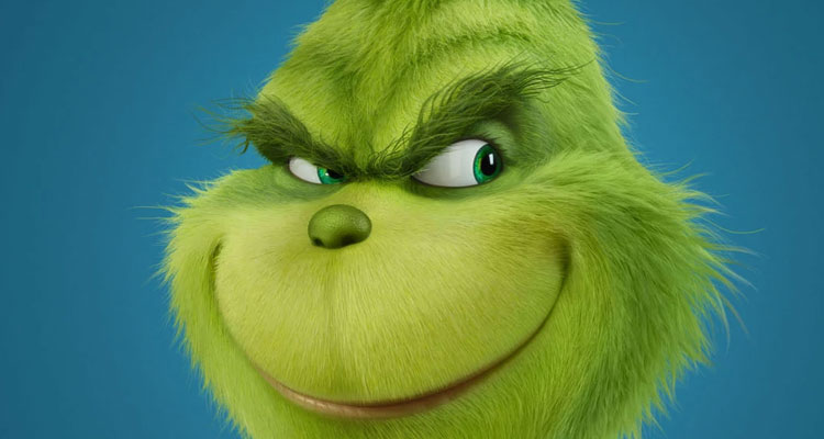 Cumberbatch voices 'The Grinch' in first trailer for new animated film
