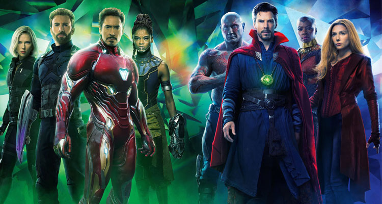New Avengers Movie 2018: New AVENGERS: INFINITY WAR Character Posters