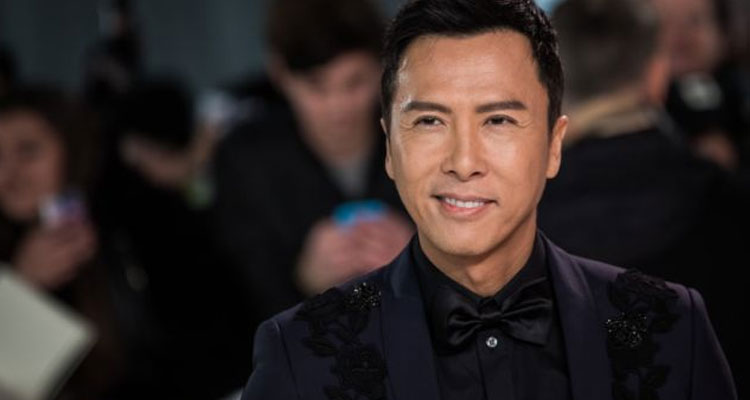Donnie Yen Joins Disney's Live Action MULAN