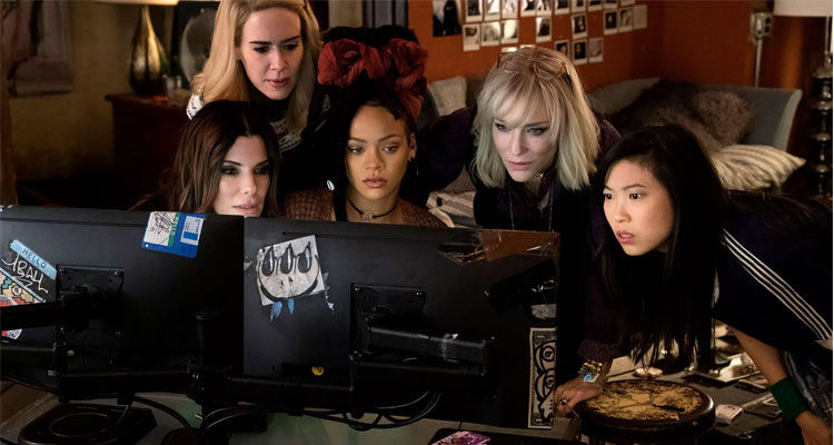 Watch the New OCEAN'S 8 Trailer Here!