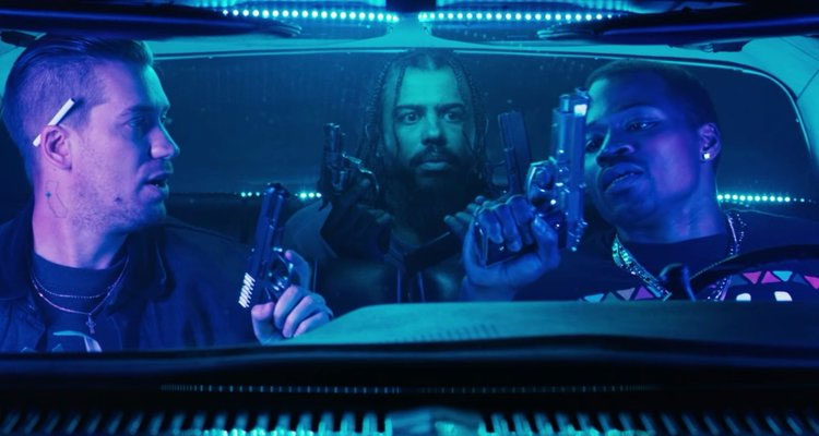 Image result for blindspotting scenes