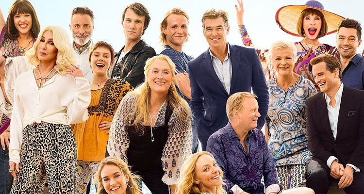 Watch the final trailer for Mamma Mia! Here We Go Again