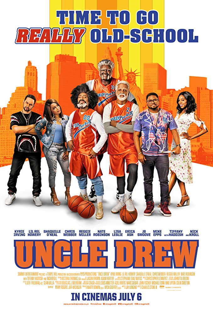 d354063f340 UNCLE DREW – Official Trailer for Kyrie Irving s Basketball Comedy -  Trailers • Movies.ie - Irish Cinema Site