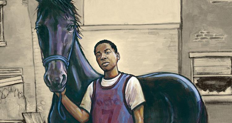 Idris Elba to star and produce Ghetto Cowboy adaptation