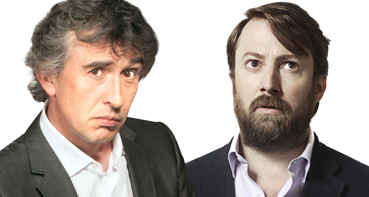 Michael Winterbottom Casts Steve Coogan And David Mitchell For