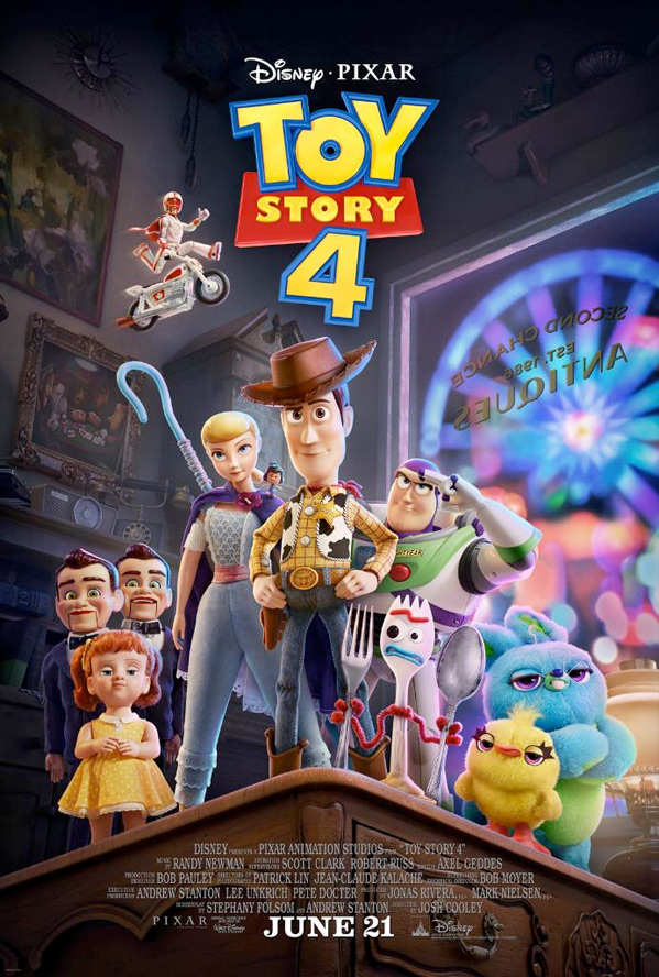 Brand New Trailer For TOY STORY 4 Released Highlight