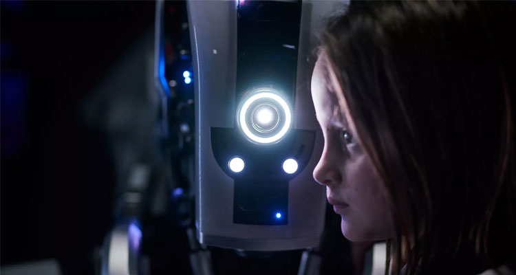 Watch: Trailer for Netflix's Sci-Fi Thriller I AM MOTHER - Trailers