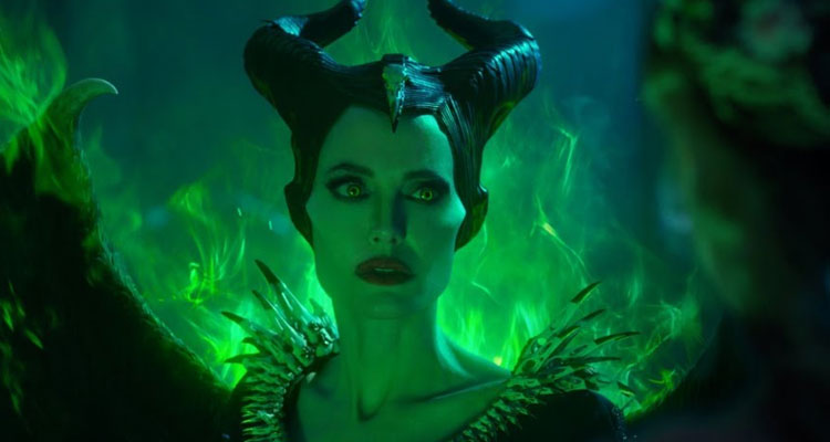 Trailer Angelina Jolie Is Back For Maleficent Mistress Of